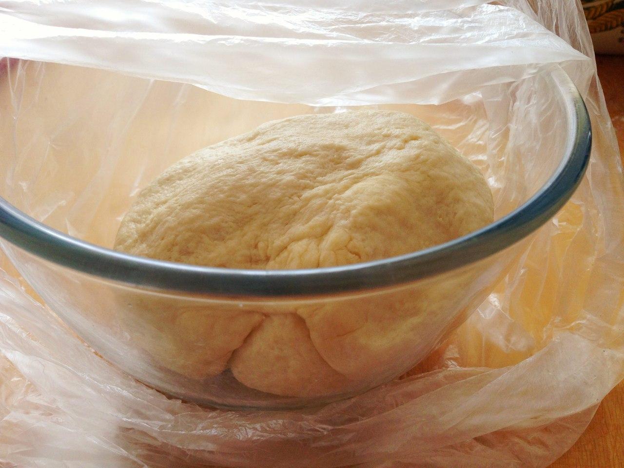 Постное дрожжевое тесто пошаговый рецепт